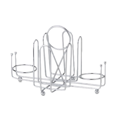 Royal Industries ROY SPH 2 condiment caddy, rack only