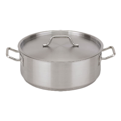 Royal Industries ROY SS BRAZ 30 brazier pan