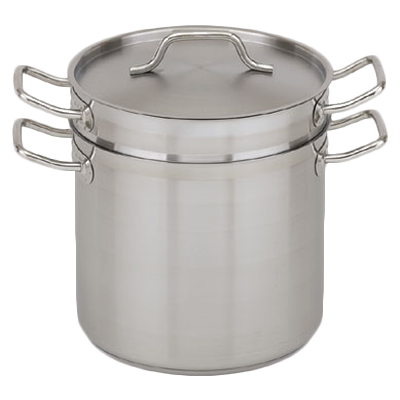 Royal Industries ROY SS DB 8 double boiler