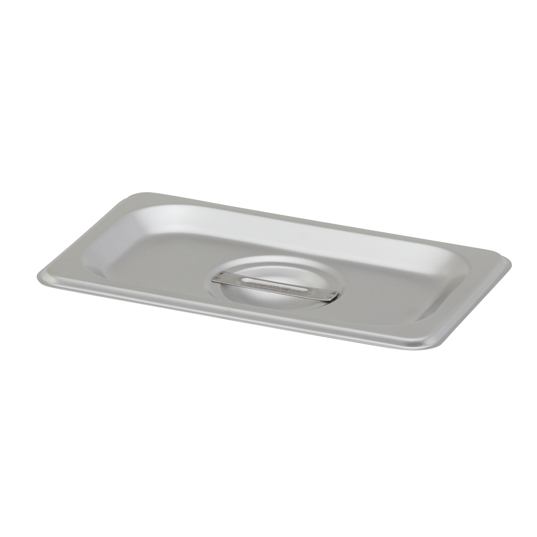 Royal Industries ROY STP 1900 1 steam table pan cover, stainless steel