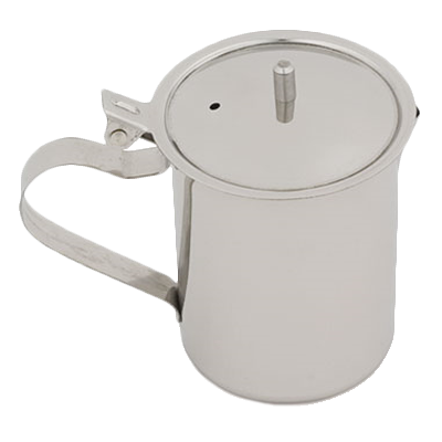 Royal Industries ROY T 400 creamer, metal
