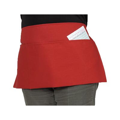 Royal Industries RWA 744 BLK PKT waist apron