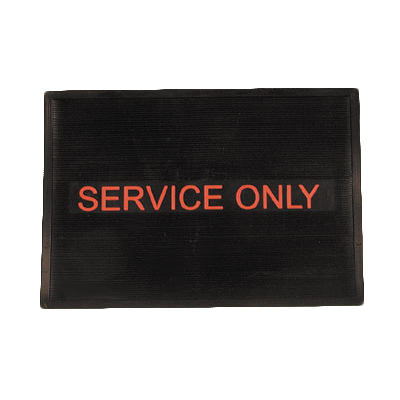 Royal Industries SERV MAT bar mat