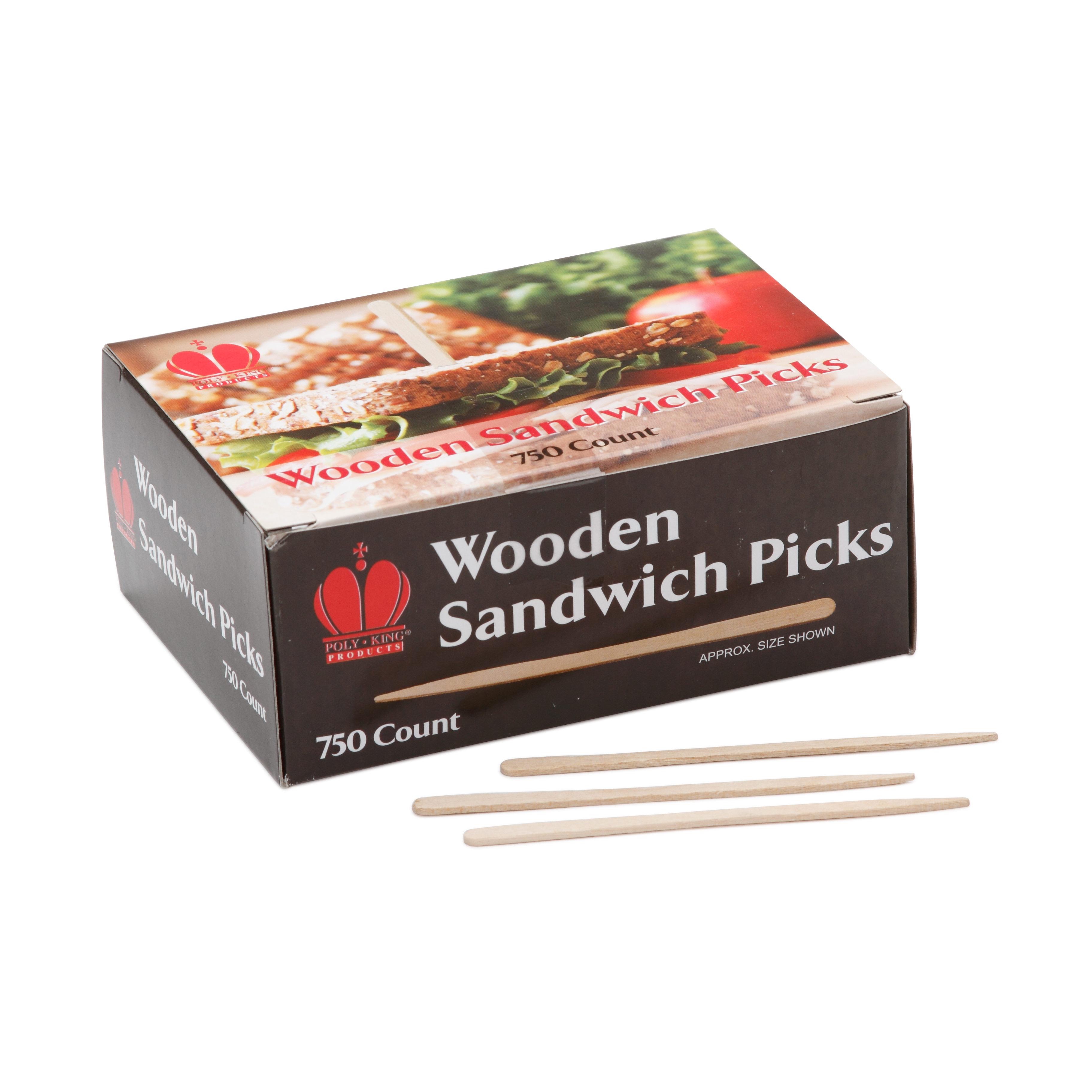 Royal Industries WD SAND PIK picks, wood