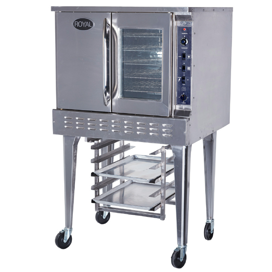 Royal Range of California RCOD-2 convection oven, gas
