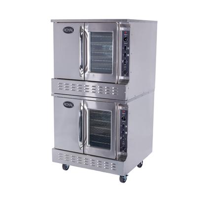Royal Range of California RCOS-2 convection oven, gas