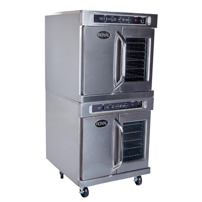Royal Range of California RECO-2 convection oven, electric