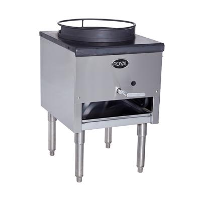 Royal Range of California RMJ-15 range, wok, gas