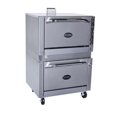 Royal Range of California RR-36-DS-CC oven, gas, restaurant type