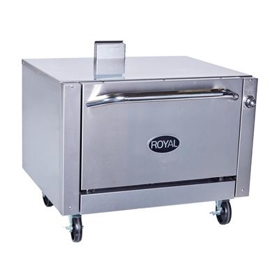 Royal Range of California RR-36-LB-C oven, gas, restaurant type