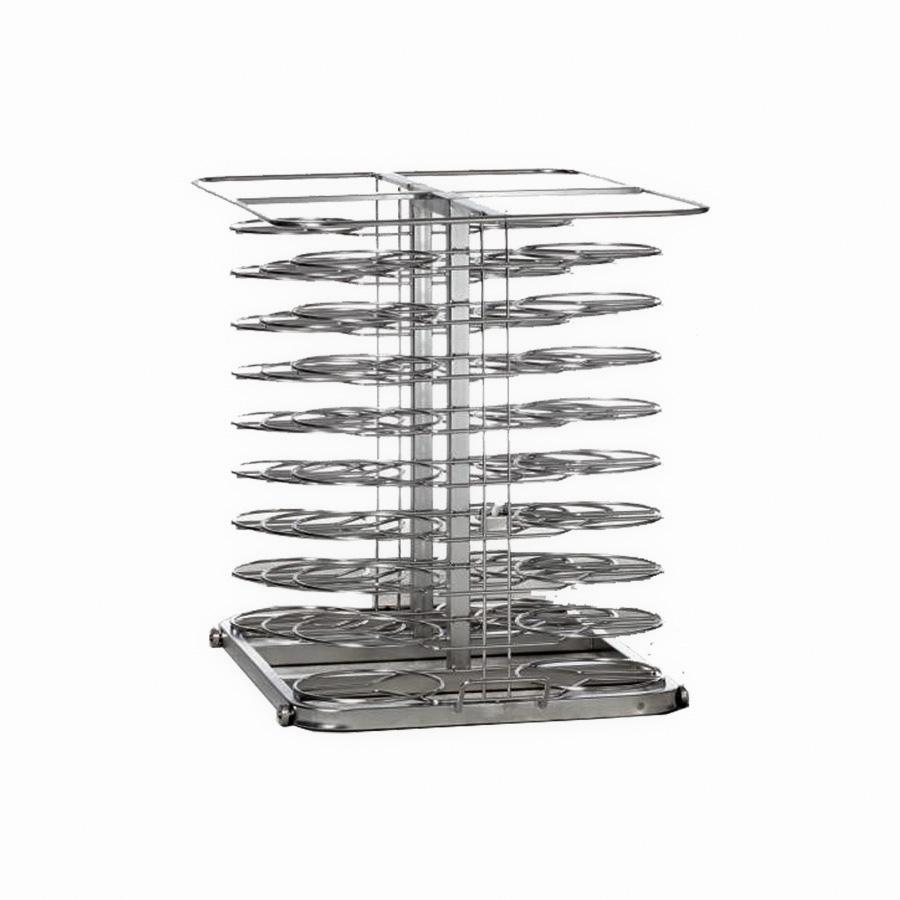 RATIONAL 60.12.022 plate rack, mobile