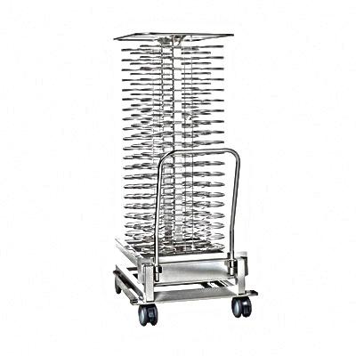 RATIONAL 60.22.109 plate rack, mobile