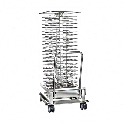 RATIONAL 60.22.182 plate rack, mobile