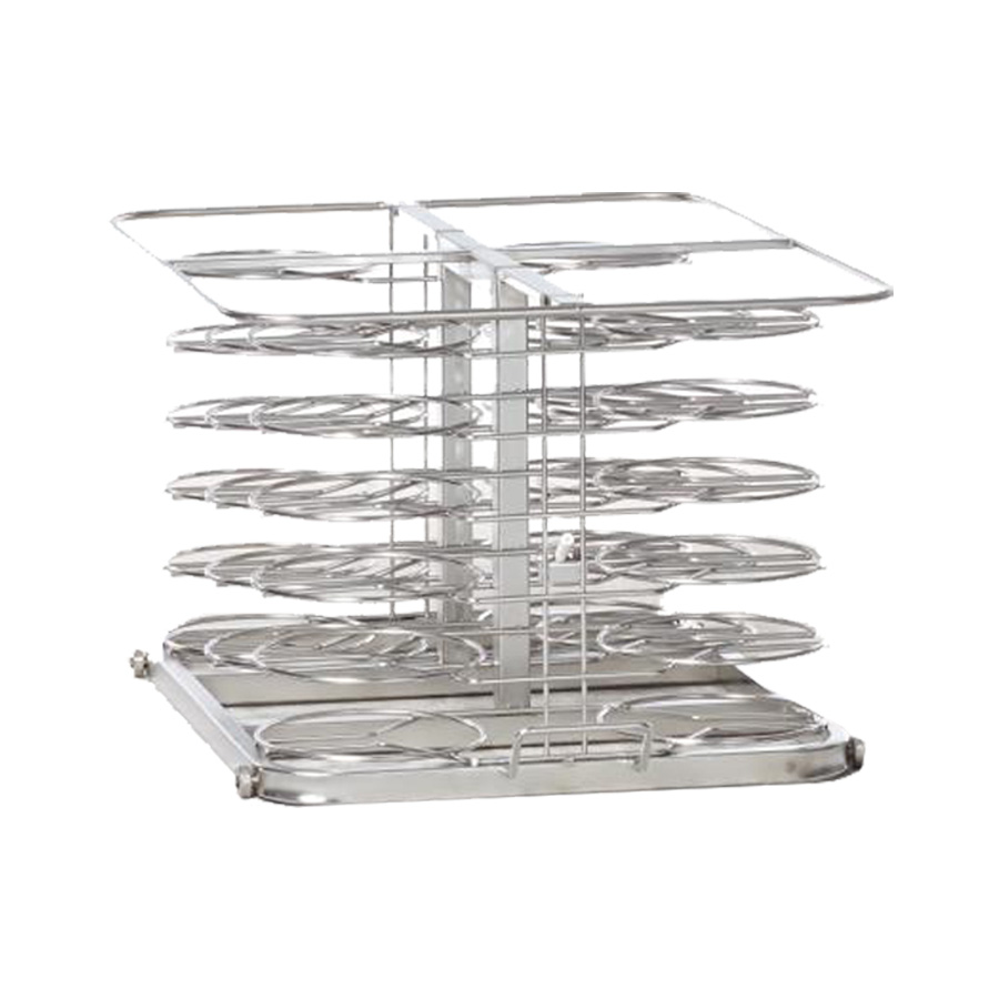 RATIONAL 60.62.061 plate rack, mobile