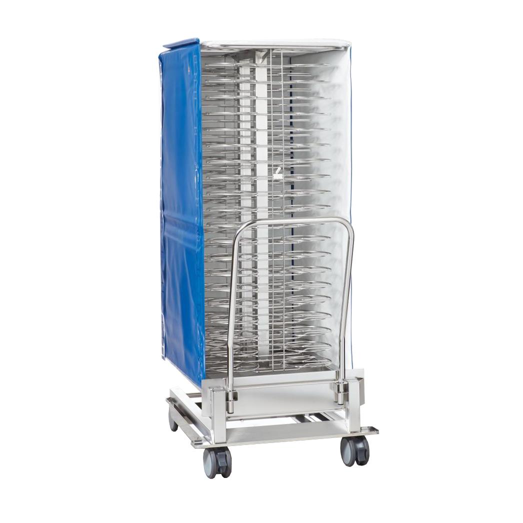 RATIONAL 60.70.404 plate rack, mobile
