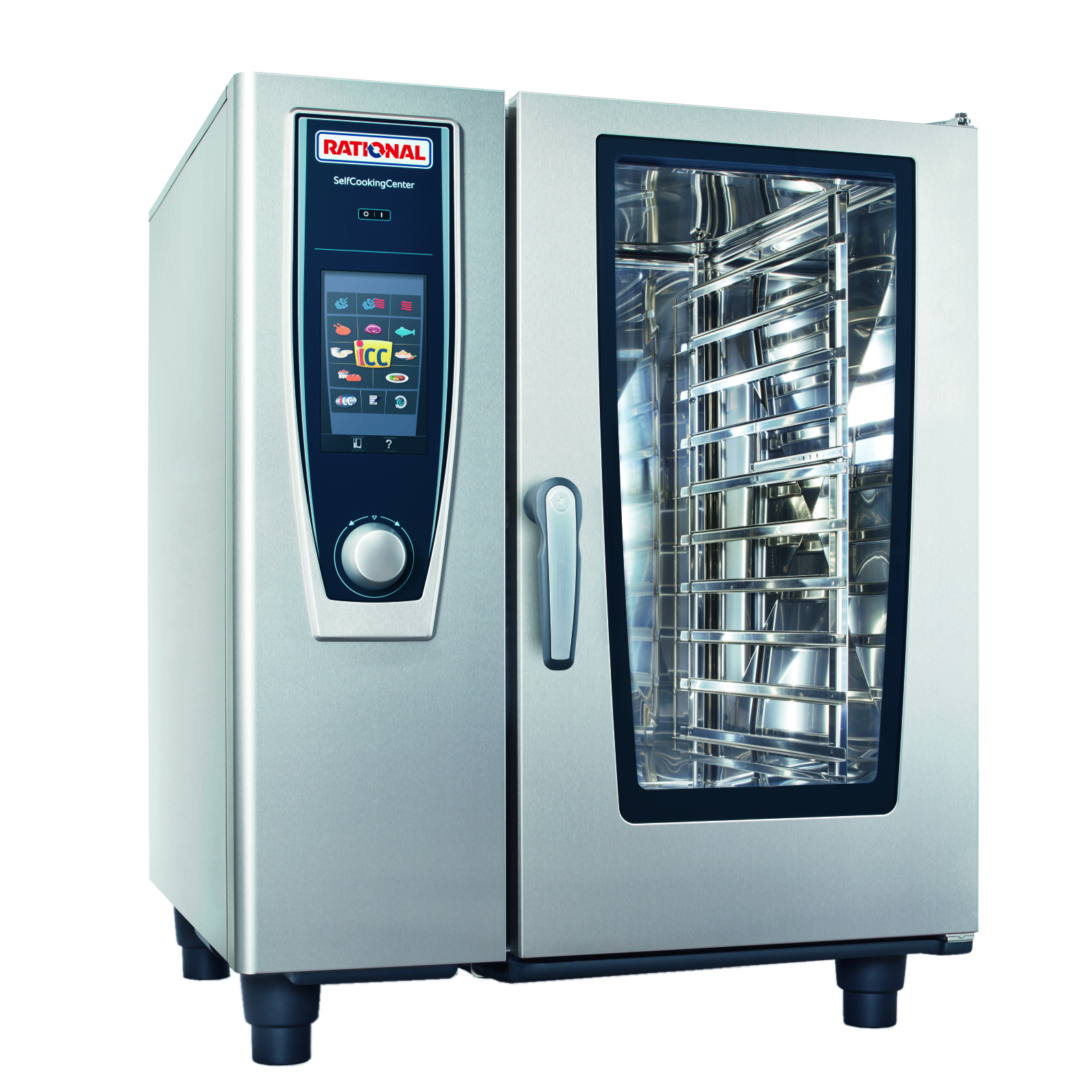 RATIONAL B118206.19D combi oven, gas