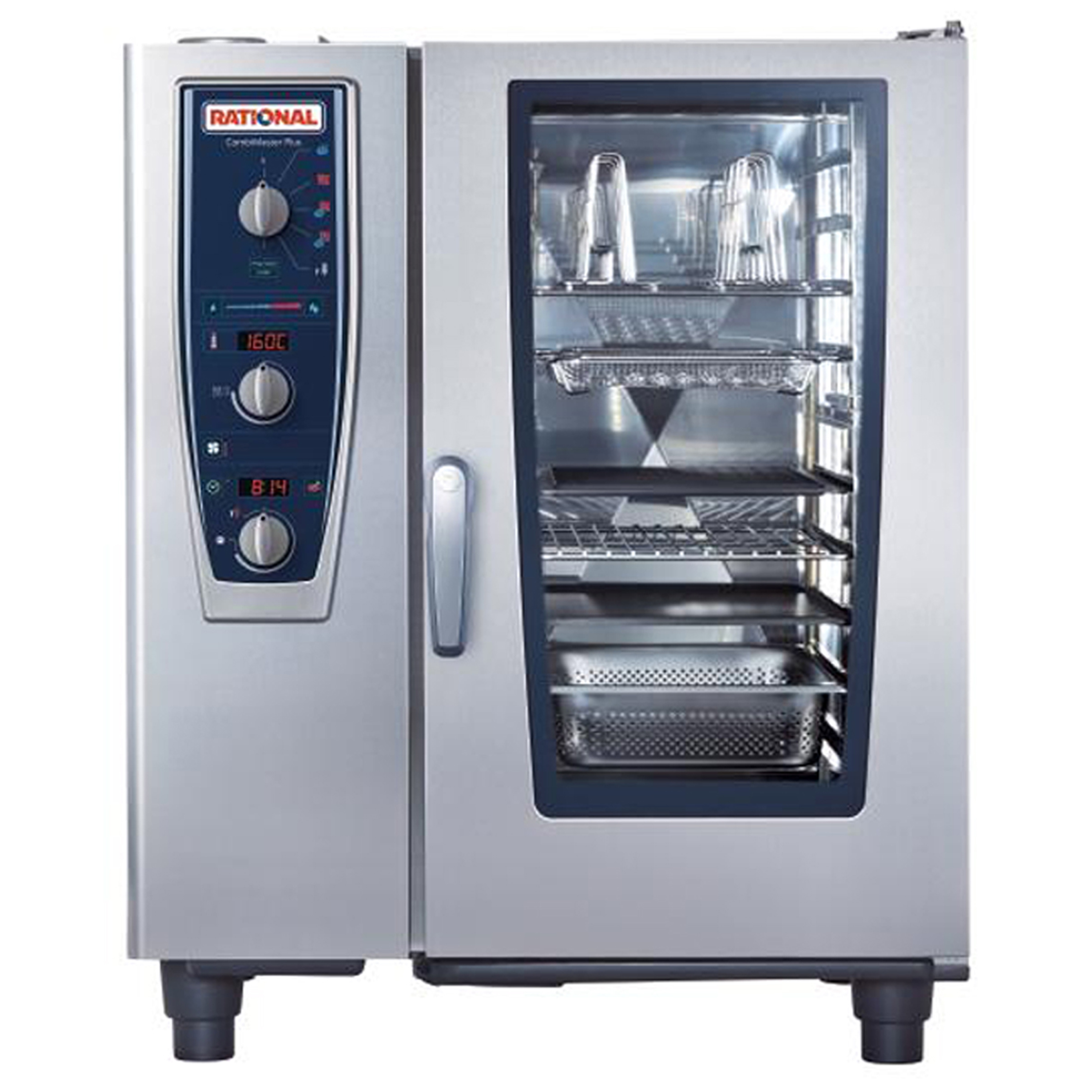 RATIONAL B119206.19E202 combi oven, gas