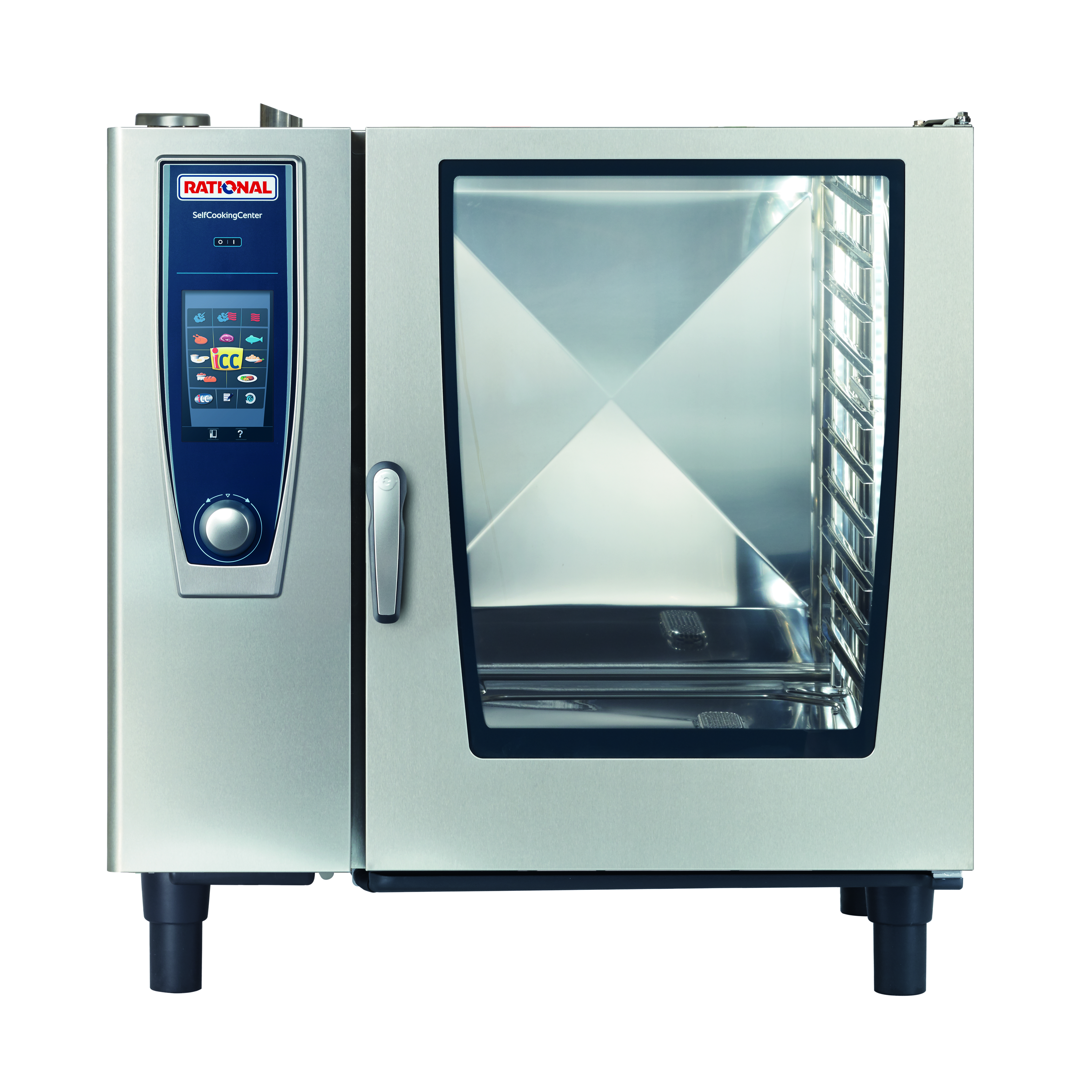 RATIONAL B128206.19D combi oven, gas