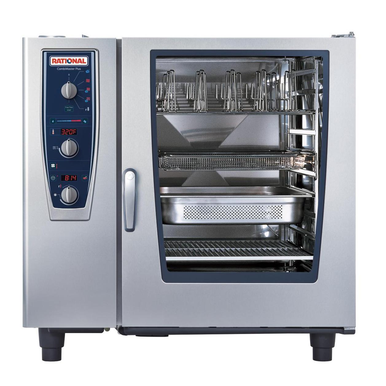 RATIONAL B129206.19D202 combi oven, gas