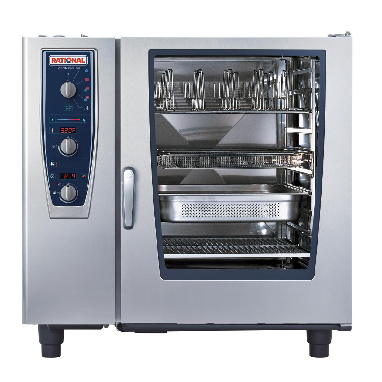 RATIONAL B129206.19E202 combi oven, gas