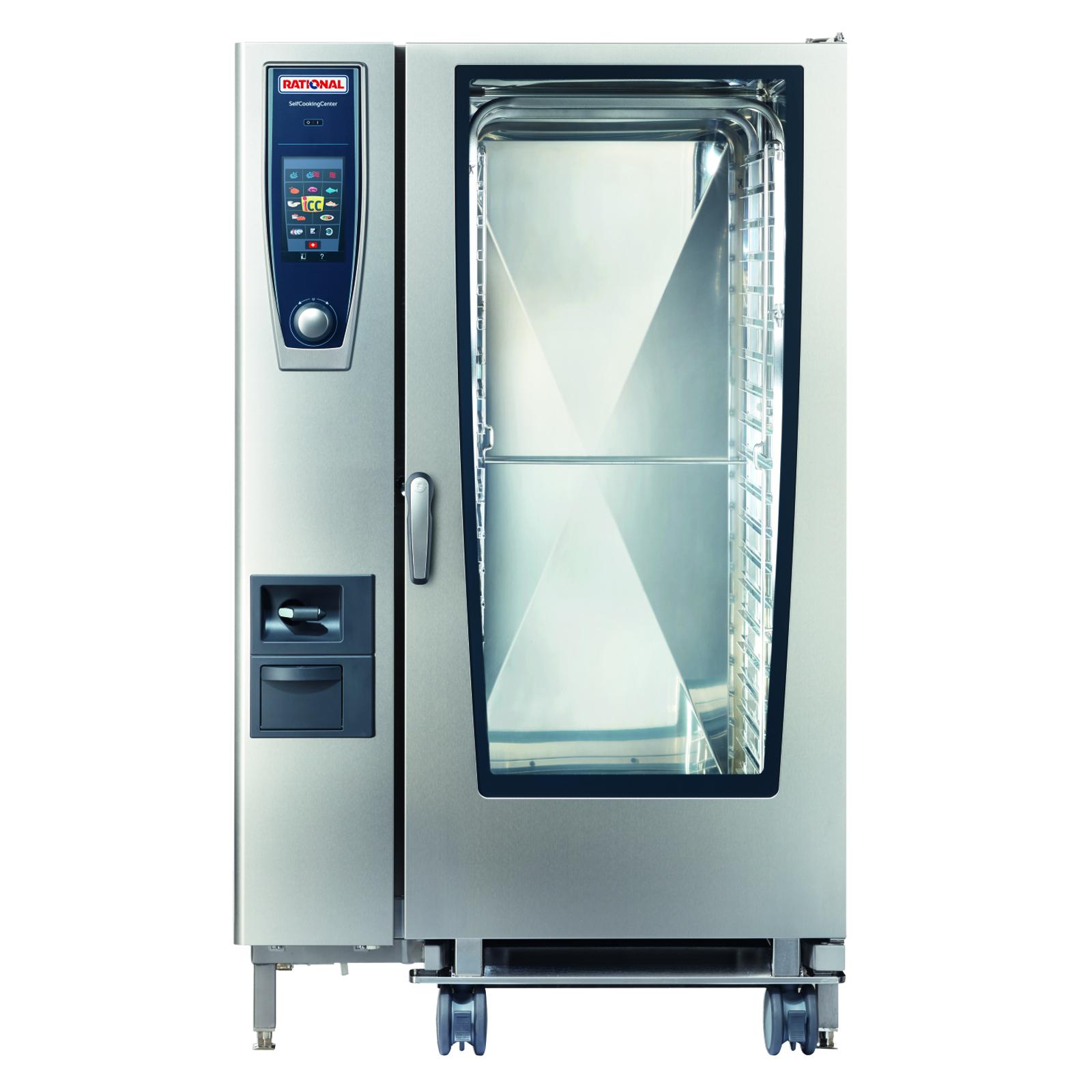 RATIONAL B228206.19E combi oven, gas