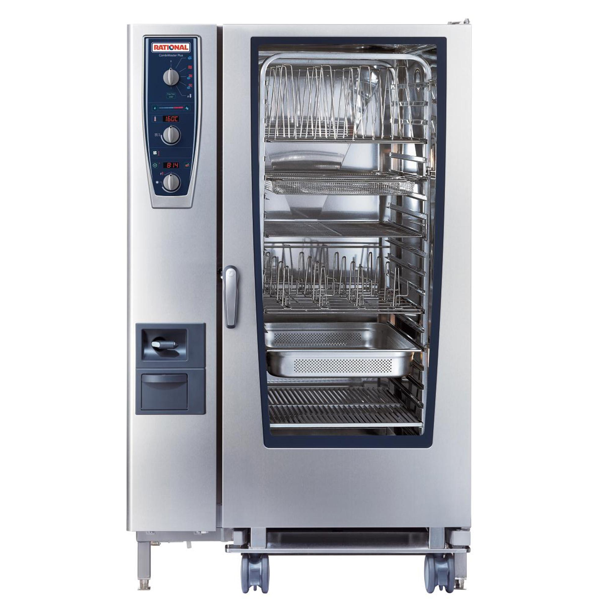 RATIONAL B229206.19D202 combi oven, gas