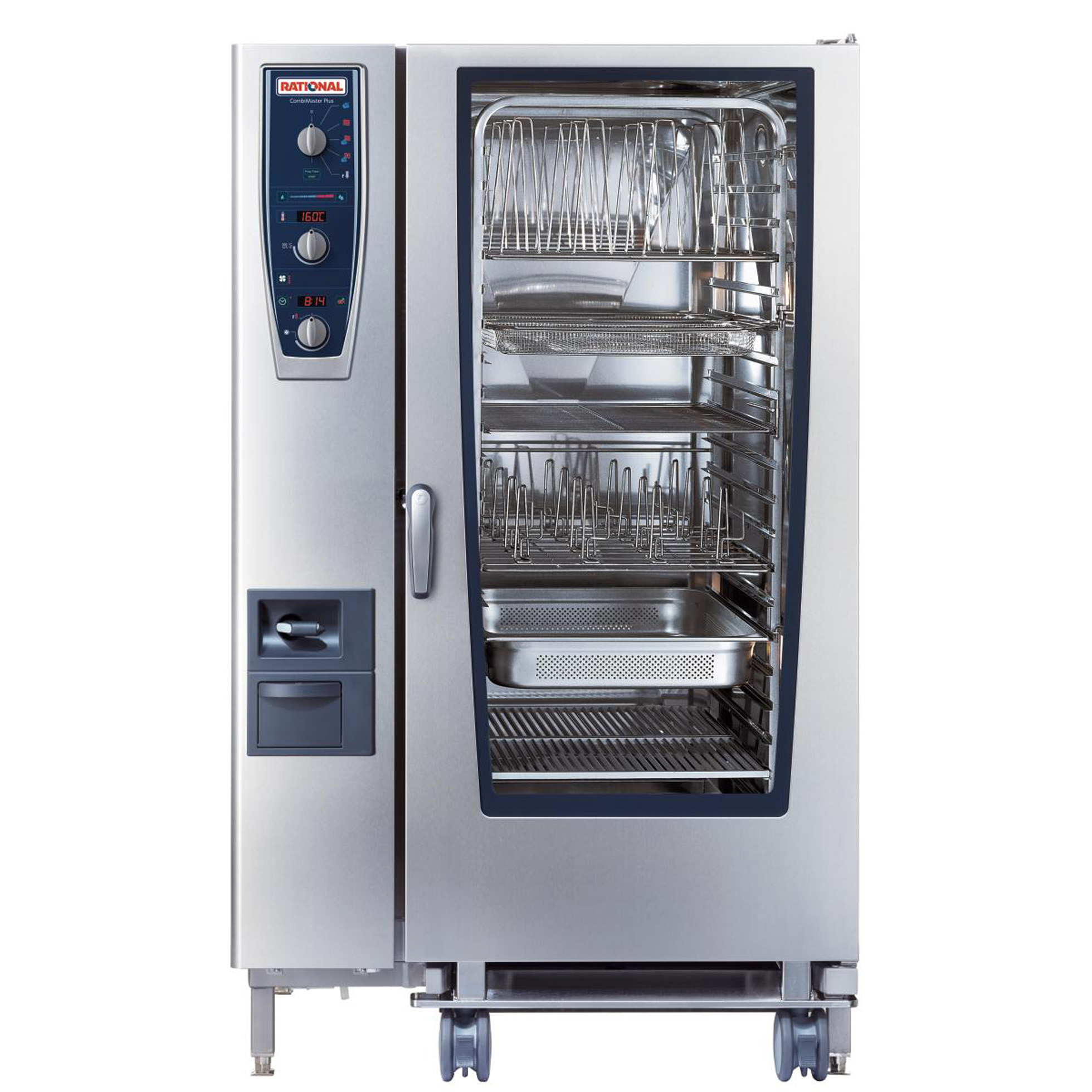 RATIONAL B229206.19E202 combi oven, gas