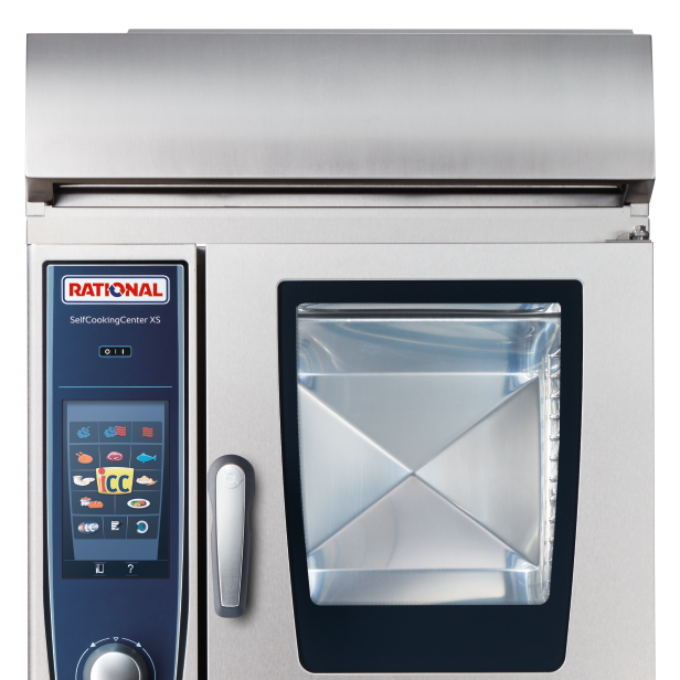 RATIONAL B608106.12.28A combi oven, electric