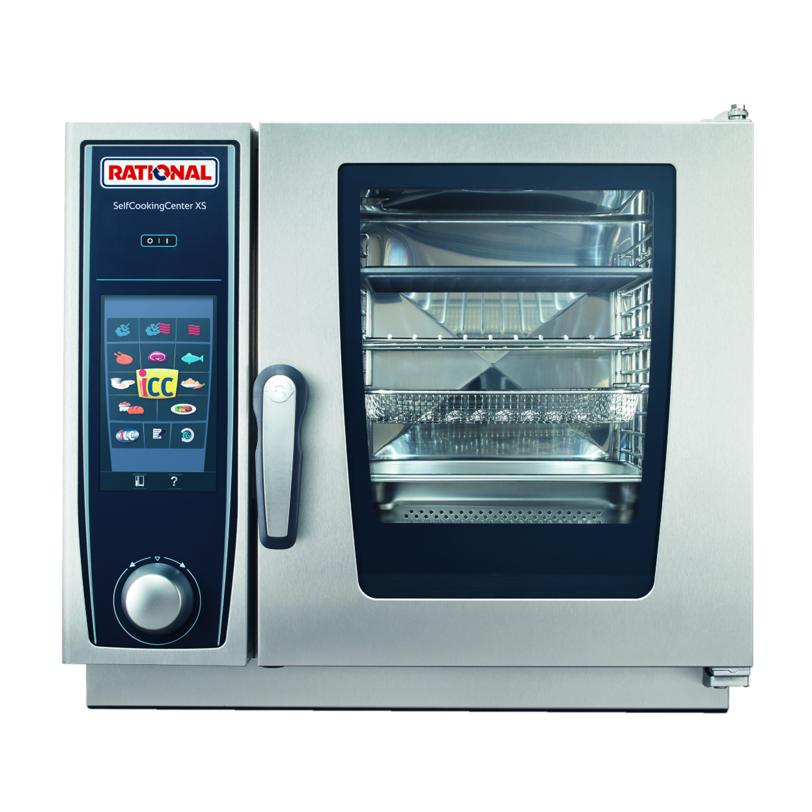 RATIONAL B608106.19 combi oven, electric