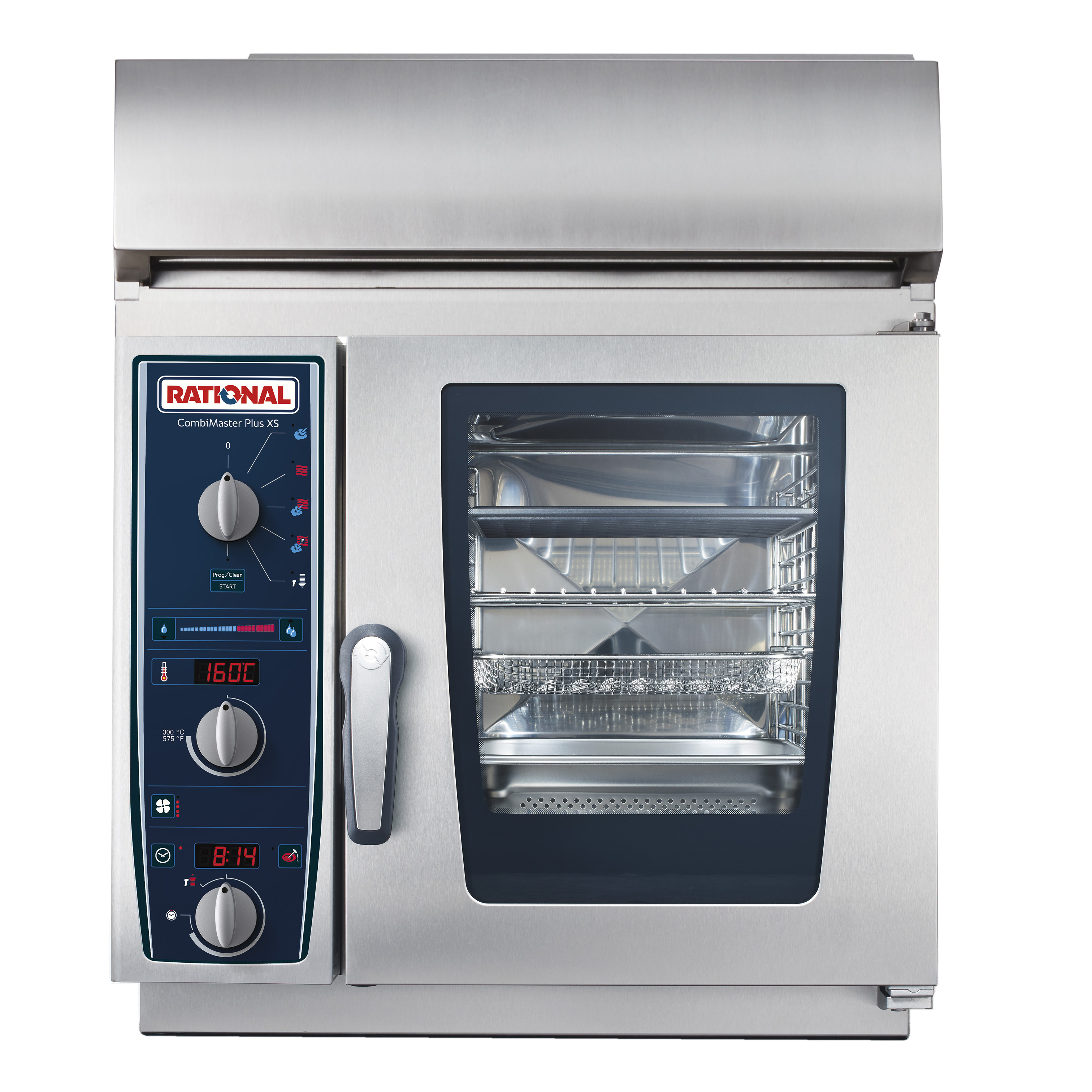 RATIONAL B609106.19.58A combi oven, electric