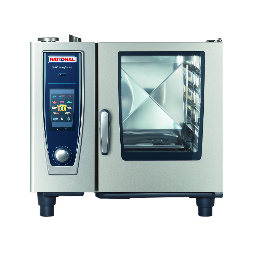RATIONAL B618206.19D combi oven, gas