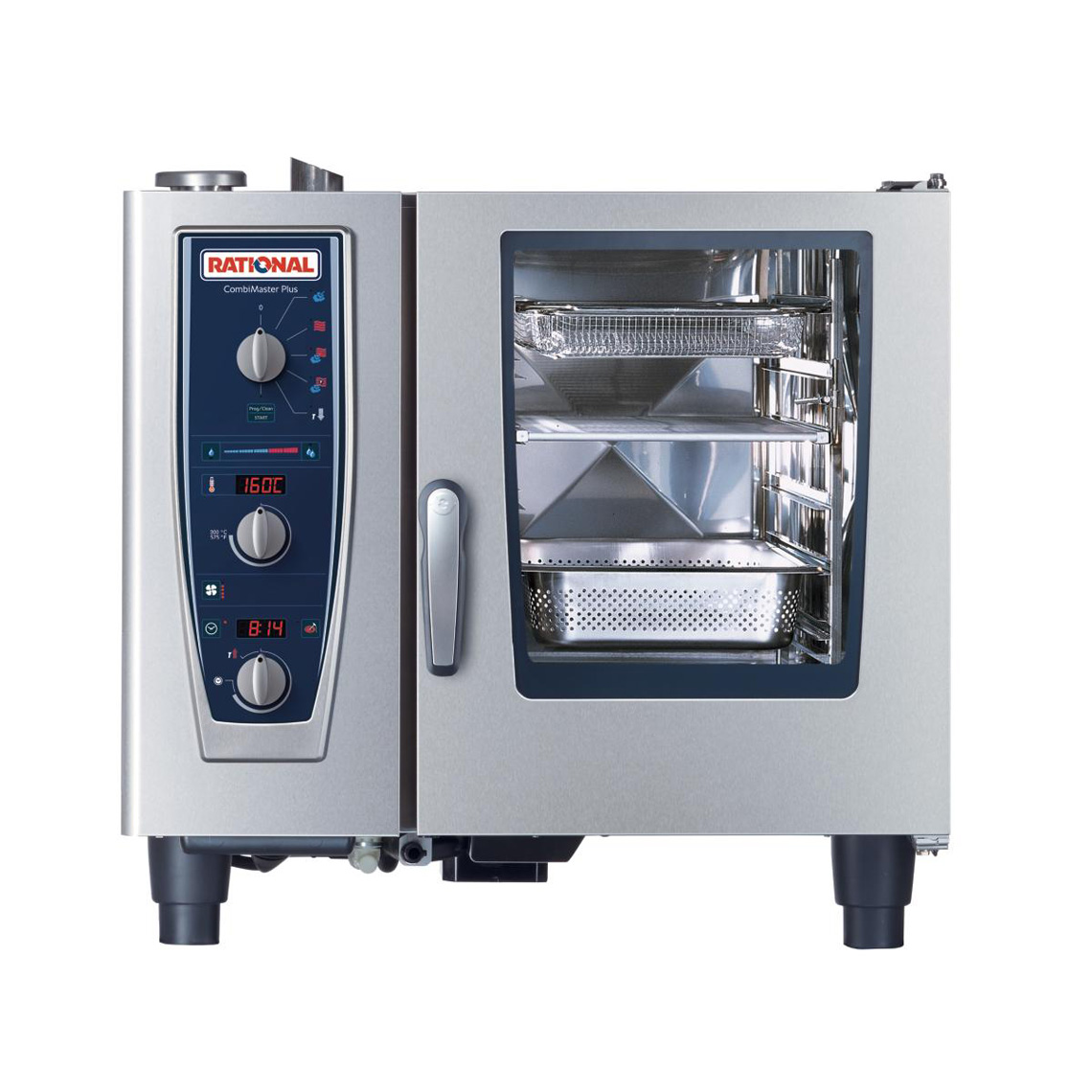RATIONAL B619206.19E202 combi oven, gas