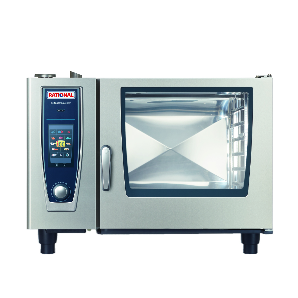 RATIONAL B628206.19E combi oven, gas