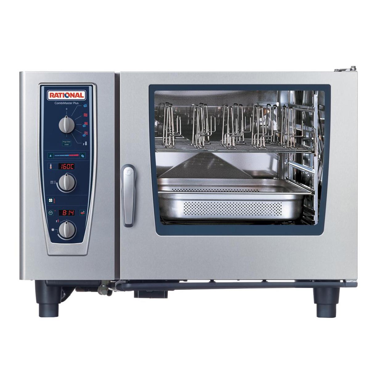 RATIONAL B629206.19E202 combi oven, gas