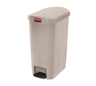 Rubbermaid Commercial Products 1883459 trash receptacle, indoor