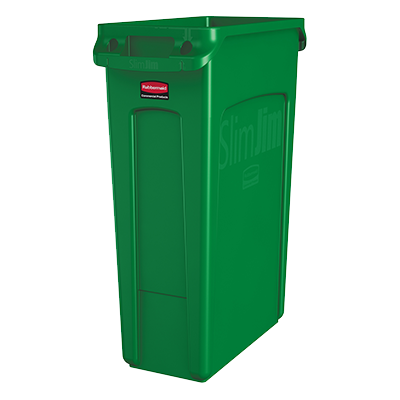 Rubbermaid Commercial Products 1956186 trash receptacle, indoor