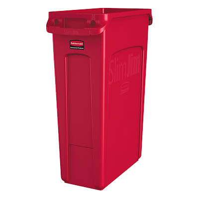 Rubbermaid Commercial Products 1956189 trash receptacle, indoor