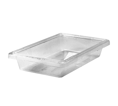 Rubbermaid Commercial Products FG330000CLR food storage container, box
