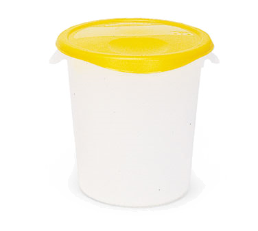 Rubbermaid Commercial Products FG573000YEL food storage container cover