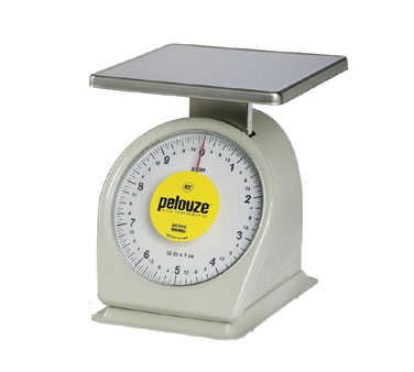 Rubbermaid Commercial Products FG810W scale, portion, dial