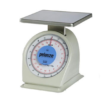 Rubbermaid Commercial Products FG820BW scale, portion, dial