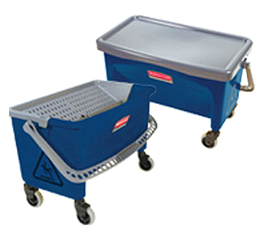 Rubbermaid Commercial Products FGQ93000BLUE mop bucket