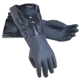 San Jamar 1217EL gloves, dishwashing / cleaning
