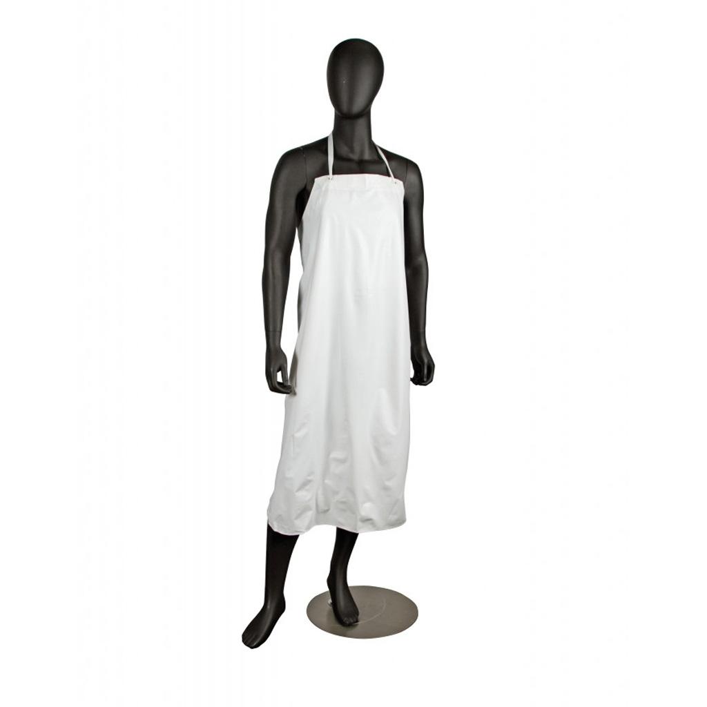 San Jamar 614DVA-WH dishwashing apron
