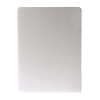 San Jamar CB12181WH cutting board, plastic