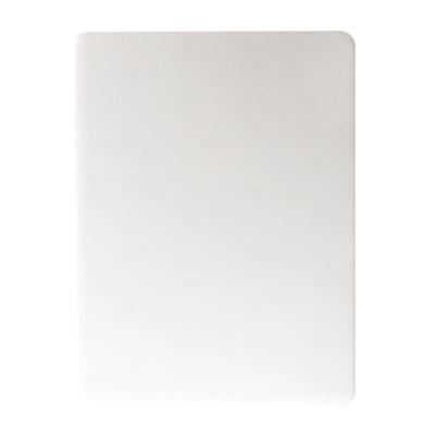 San Jamar CB15201WH cutting board, plastic