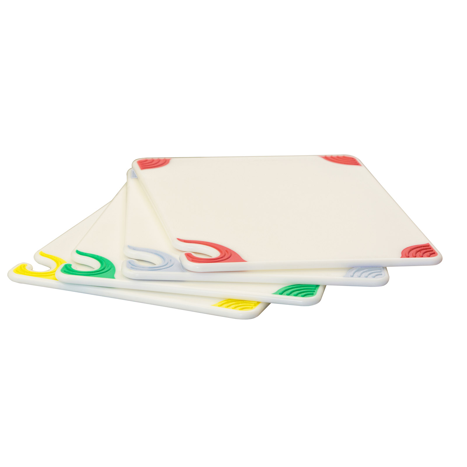 San Jamar CBGW152012QS cutting board, plastic