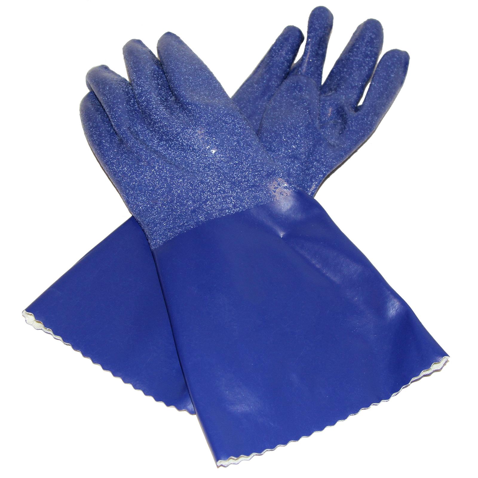 San Jamar CP14-L gloves, dishwashing / cleaning