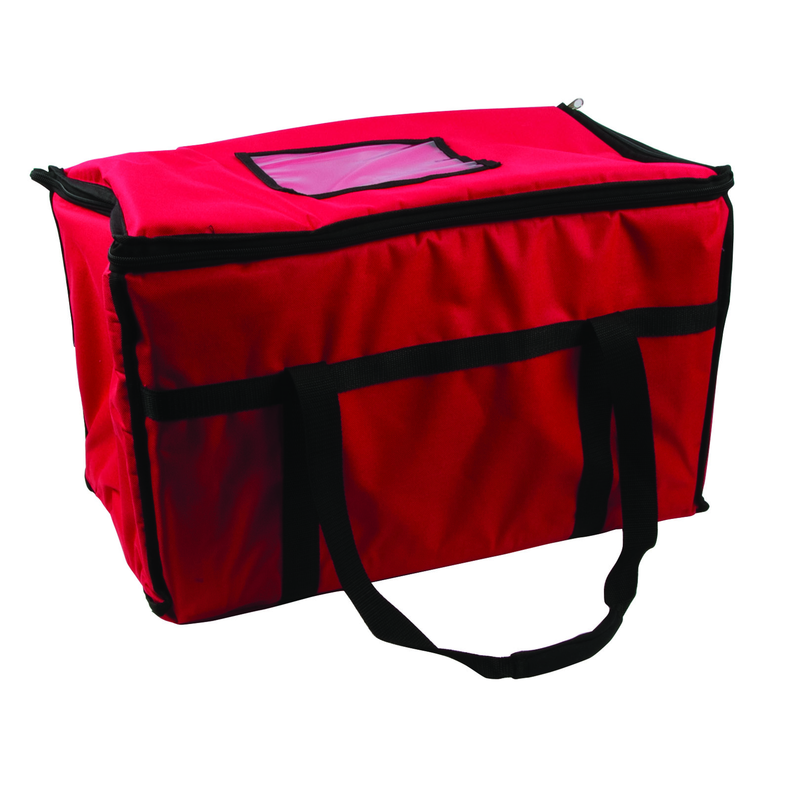San Jamar FC2212-RD food carrier, soft material