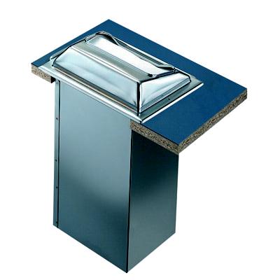 San Jamar H2000XC paper napkin dispenser